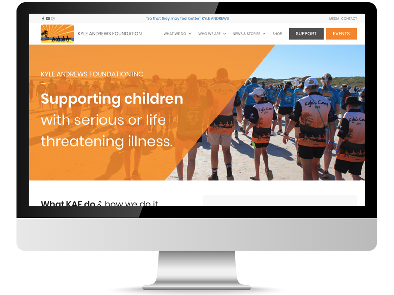 Kyle Andrews Foundation