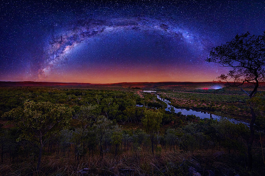 Aboriginal tourism website development