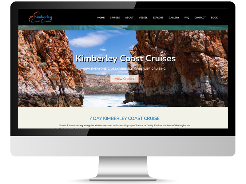 Kimberley Coast Cruises