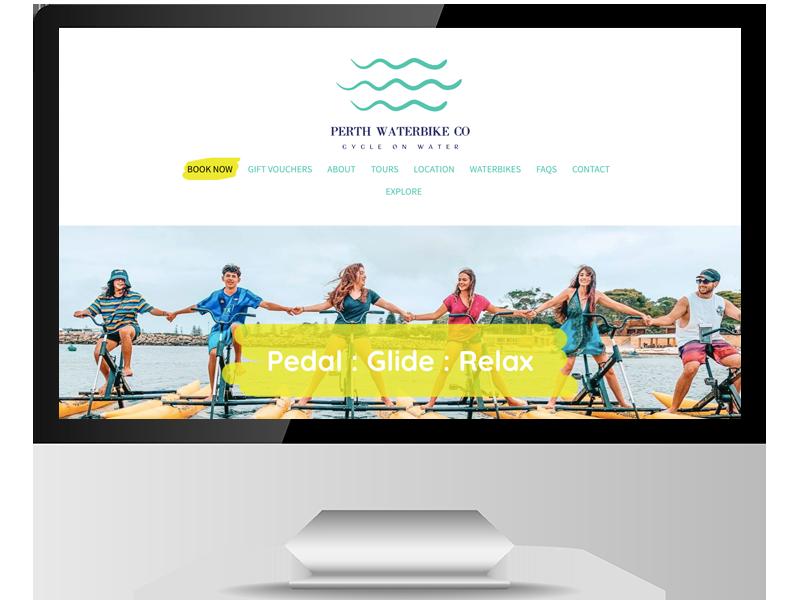 Perth Water Bikes