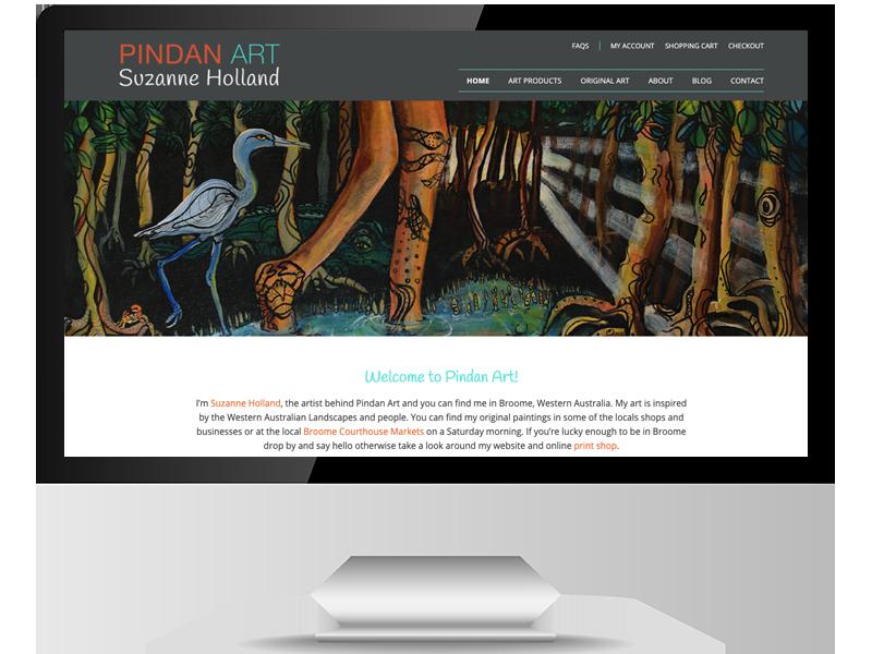 Pindan Art