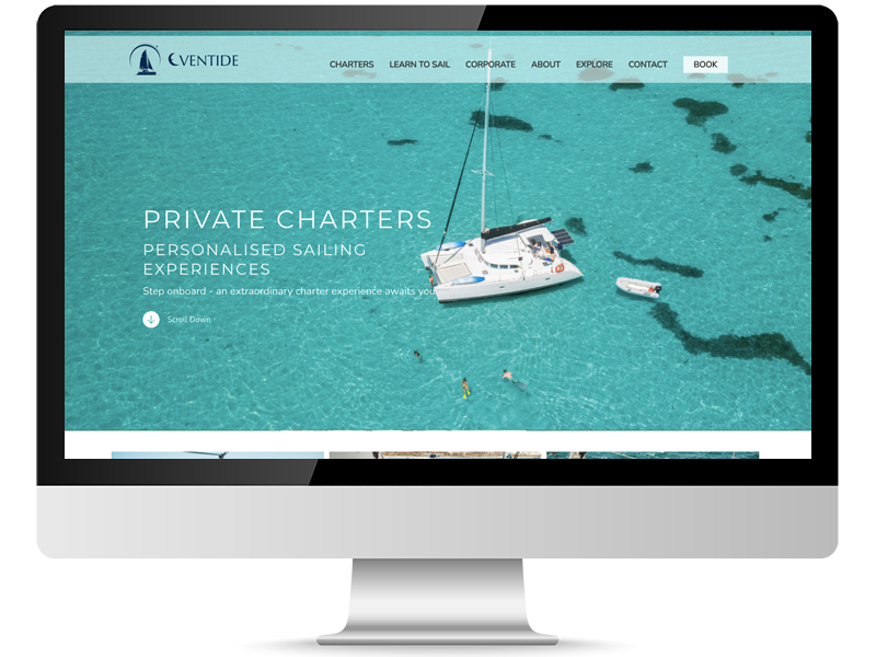 Sailing Eventide Charters