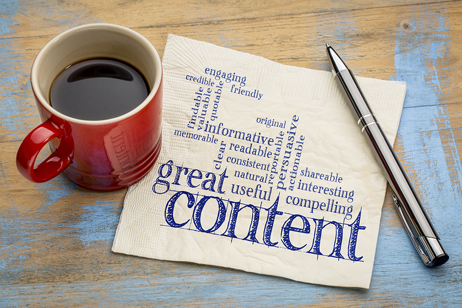Top 10 tips for writing a creative blog post